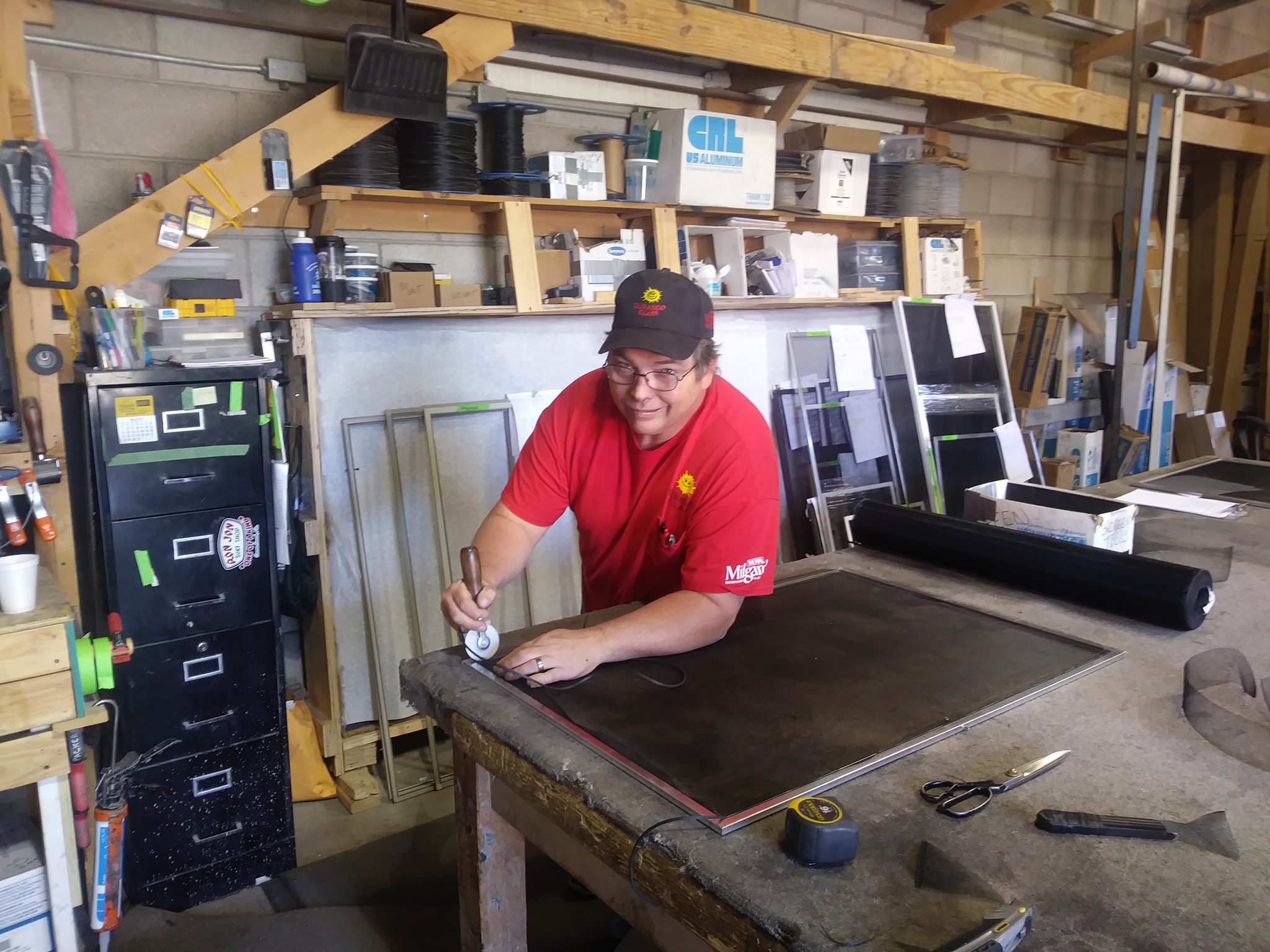 durango glass has the best employees and customer serve than any company in durango co